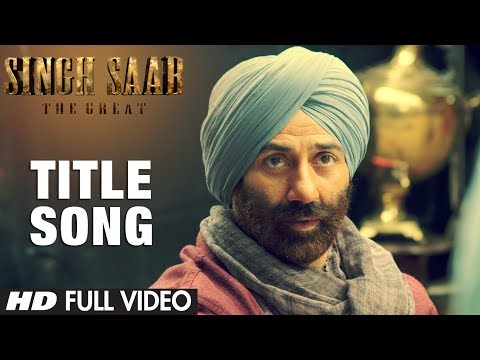 Xxx Mp4 Singh Saab The Great Title Song Full Video Sunny Deol Latest Bollywood Movie 2013 3gp Sex