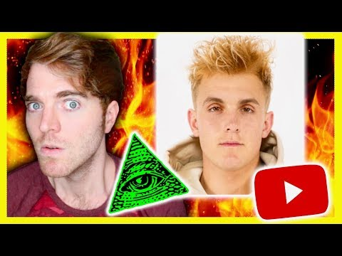 YOUTUBE CELEBRITY CONSPIRACY THEORIES