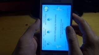 Samsung Galaxy J5 SM-J500F test 2