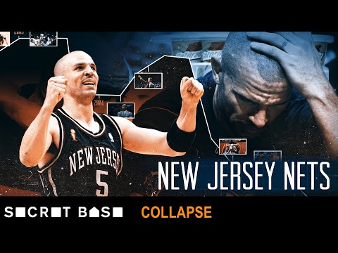 How the New Jersey Nets wasted a prime championship opportunity then fell apart and left the state