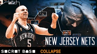 How the New Jersey Nets wasted a prime championship opportunity, then fell apart and left the state