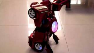 Transformers Remote Control Car Latest model RC Car