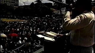 O simbolismo da Cruz - Mensagem Caio Fábio, anos 90.