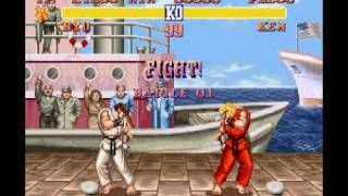 Hadouken!!! Street Fighter 2 Black Belt Ryu (check out my new channel: LINK IN THE DESCRIPTION!)