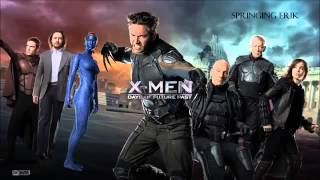 X Men Days Of Future Past Full Soundtrack