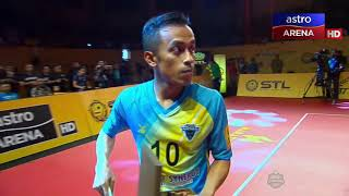 Penang Black Panthers Juara STL Champions Cup 2017 | Astro Arena