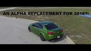 My Thoughts on an Alpha Replacement for the SS