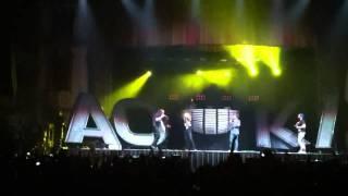 Datsik & Infected mushroom - Evilution ft Jonathan Davis  Live @ Aragon 2/24/12