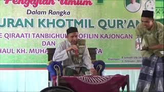 KH Faturochman  Banyumas Pakuncen