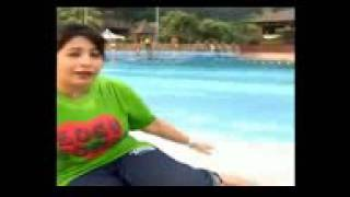 Lakshmi nair in swimming pool HH