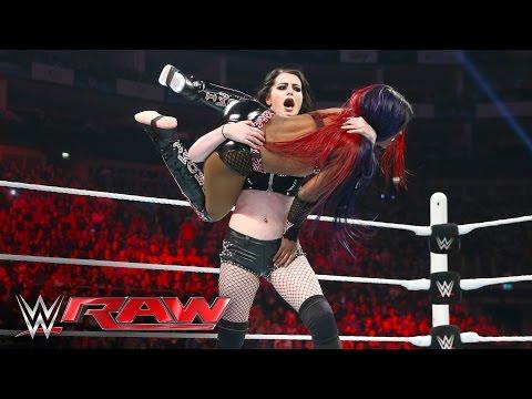 Xxx Mp4 Natalya Sasha Banks Becky Lynch Paige Vs Charlotte Naomi Tamina Summer Rae Raw Apr 18 2016 3gp Sex