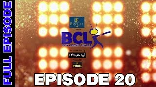 Box Cricket League - Episode 20