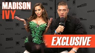 AVN 2018 EXCLUSIVE: Madison Ivy Interview