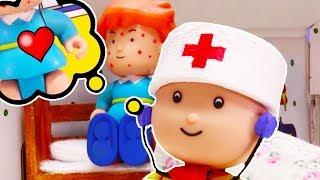 Caillou en Español | Doctor Caillou | Dibujos Infantiles Capitulos Completos
