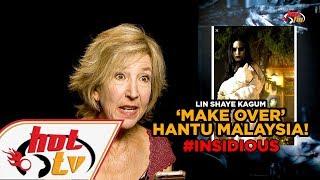 Pelakon Insidious kagum dengan hantu Malaysia
