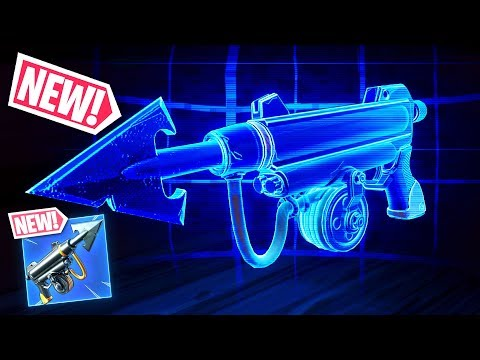 NEW HARPOON GUN BEST PLAYS Fortnite Funny and Daily Best Moments Ep. 1411