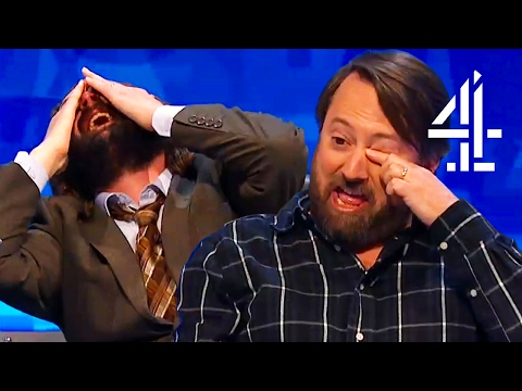 Everyone Completely Loses It After Jimmy's Unnecessary Joke! | 8 Out Of 10 Cats Does Countdown