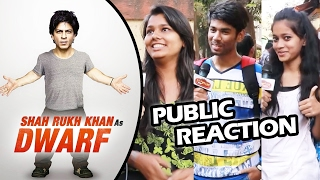 After Raees, Public EXCITED For Shahrukh Khan's DWARF Movie