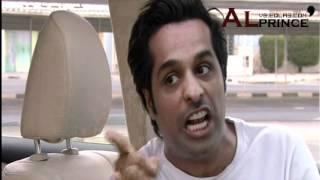 مشهد مضحك|يعقوب عبدالله وحبيبته |مسلسل غريب الدارHD