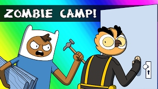 Vanoss Gaming Animated - Zombie Camp!