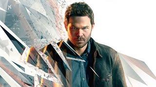 Quantum Break All Cutscenes (Game Movie) 1080p HD