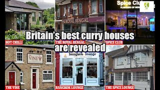 Britain's best curry houses are revealed