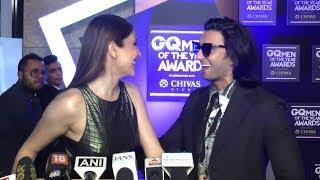 Ranveer Singh & Anushka Sharma