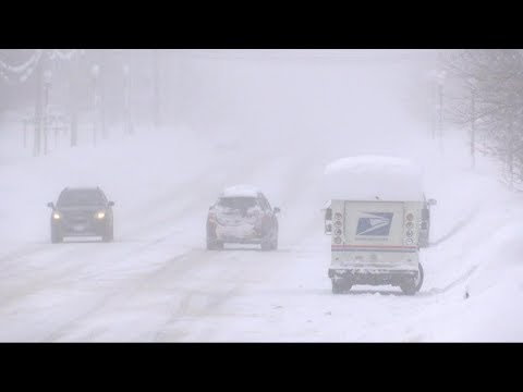 Xxx Mp4 Dangerous Snow Storms Moving Across The US 3gp Sex