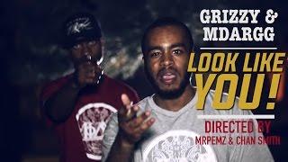 (150) Grizzy x M Dargg | Look Like You (Music Video) @GrizzyUptop @MDargg [@HBVTV + @QuietPvck]
