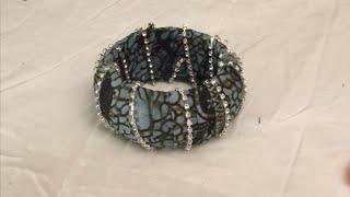 DIY bangle : tuto bracelet.