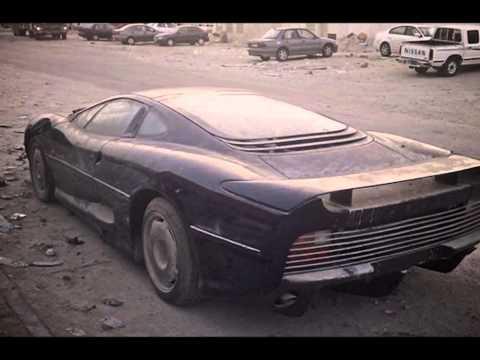 SUPER AUTOS ABANDONADOS EN DUBAI 10 4