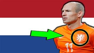 هل تعلم لماذا يرتدي المنتخب الهولندي اللون البرتقالي وشعار الأسد؟