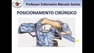 Enfermagem Cirúrgica - Posições Cirúrgicas