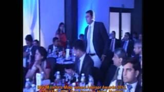 ING MVA 2012 Winner N JINDIA