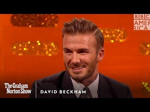 Xxx Mp4 David Beckham Puts Brooklyn Beckham In His Place The Graham Norton Show 3gp Sex