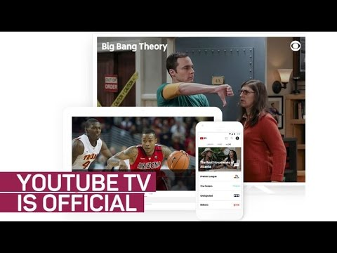 Xxx Mp4 YouTube TV Is Google S New Live TV Streaming Service CNET News 3gp Sex