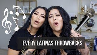 Every Latinas Throwbacks|| EVETTEXO