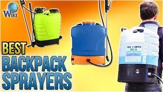 10 Best Backpack Sprayers 2018