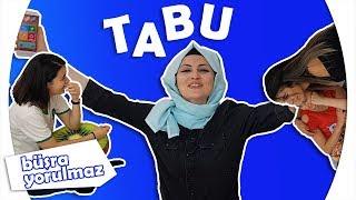 Arkadaşlarım ile TABU oynadık , Büşra Yorulmaz