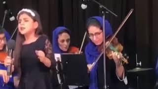 صدای جادویی دختر ایرانی، به یاد هایده، می زنم فریاد Iranian Song, Hayedeh