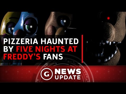 Pizza Place Overwhelmed By Five Nights at Freddy's Calls - GS News Update Mp3