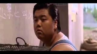 Kung Fu Sion Latino   Escena de los cuchillos