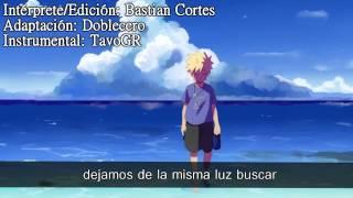 Naruto Opening 7 Namikaze Satellite ~Spanish Cover~ Bastian Cortes