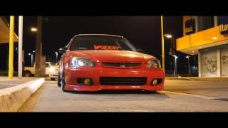 VIOLENT/ Clique (Honda Civic EK, Honda Civic LSI) Stance:Nation