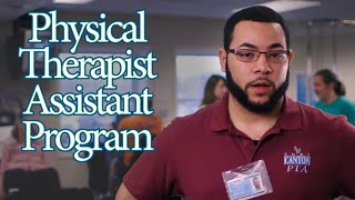 Physical Therapist Assistant Program at SUNY Canton