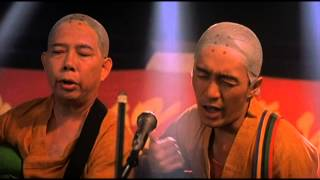 Shaolin Soccer Night Club Song Clip USA (English) Version Stephen Chow