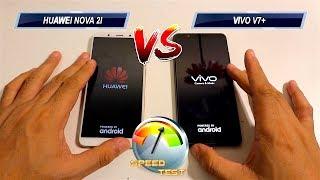 Huawei Nova 2i VS VIVO V7+ : Speed Test วัดกันที่ความเร็ว