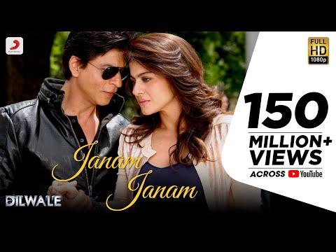 Download Janam Janam – Dilwale | Shah Rukh Khan | Kajol | Pritam | SRK | Kajol | Lyric Video 2015 free