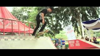 Skateboard Competition ( Bogor Walikota Cup - A year of Profound )