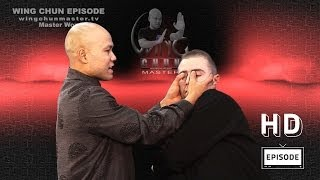 Wing Chun wing chun kung fu Basic Grab Work - episode 4